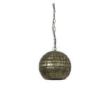 Light & Living Hanglamp 'Kymora' 30cm, antiek brons