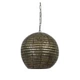 Light & Living Hanglamp 'Kymora' 55cm, kleur Antiek Brons