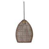 Light & Living Hanglamp 'Meya' 23cm, kleur Oud Roze