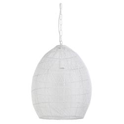 Light & Living Hanglamp 'Meya' 40cm, wit