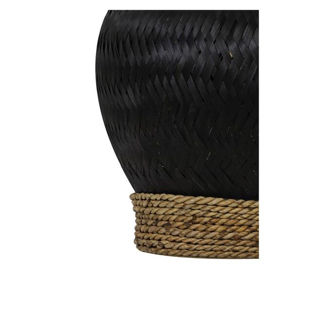 Light & Living Hanglamp 'Mikki' kleur zwart