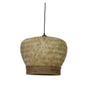 Light & Living Hanglamp 'Mikki' 46cm, rotan naturel