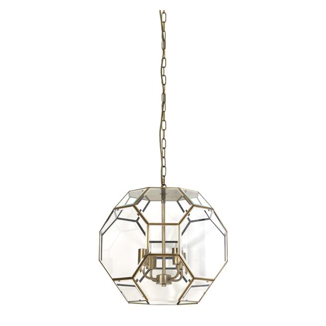 Light & Living Hanglamp 'Lennox'