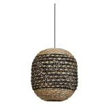 Light & Living Hanglamp 'Tripoli' 42cm, kleur Zwart
