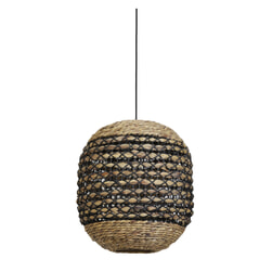 Light & Living Hanglamp 'Tripoli' kleur Zwart