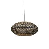 Light & Living Hanglamp 'Tripoli' 60cm, kleur Zwart