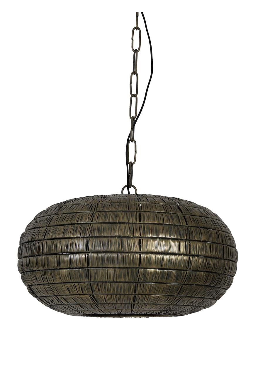 Light & Living Hanglamp 'Kymori' 55cm, kleur Antiek Brons