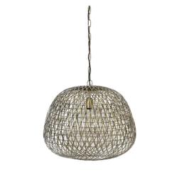 Light & Living Hanglamp 'Alwina' 50cm, antiek brons
