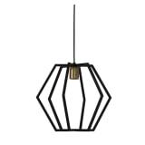 Light & Living Hanglamp 'Bresca' 35cm, kleur Mat Zwart
