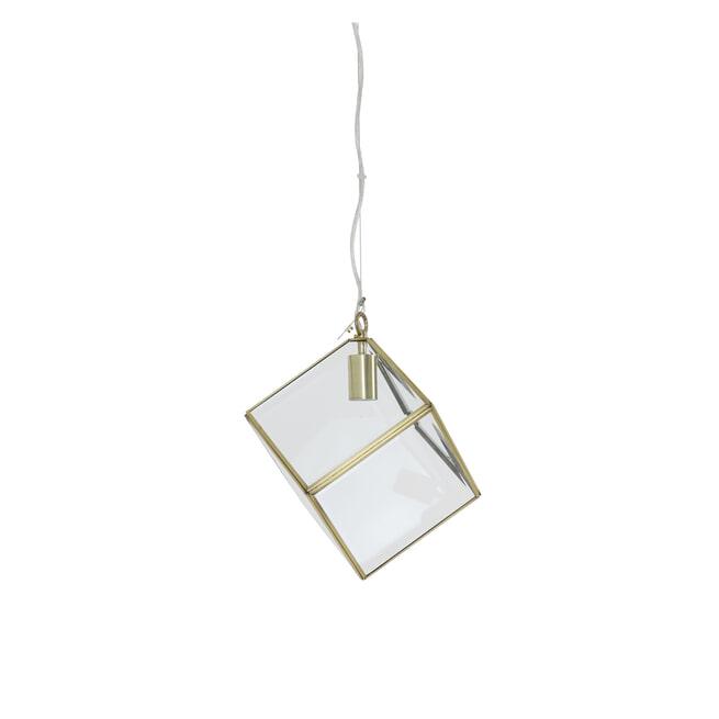 Light & Living Hanglamp 'Xavi' kleur brons
