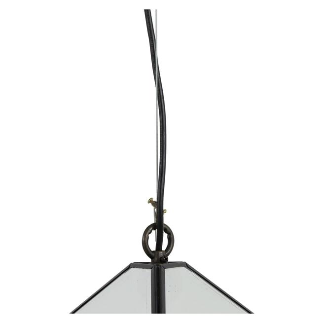 Light & Living Hanglamp 'Xavi' kleur Mat Zwart