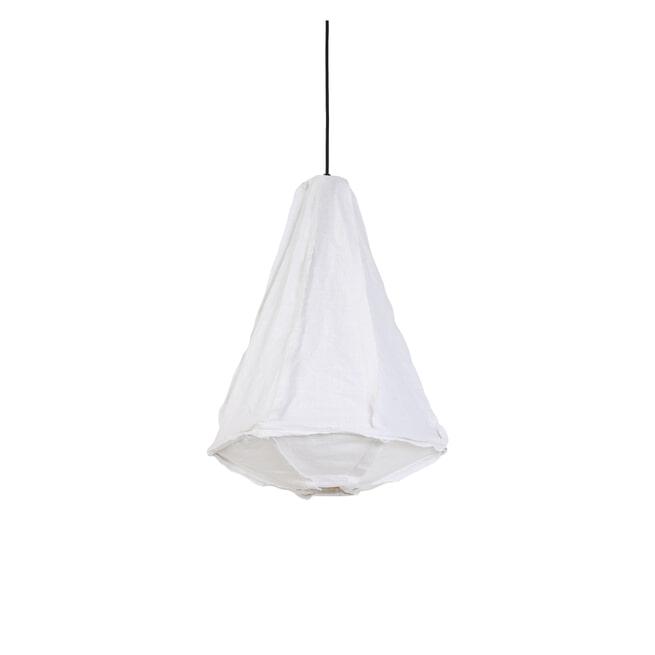 vtwonen Hanglamp 'Torch' kleur wit