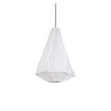 vtwonen Hanglamp 'Torch' 40cm, wit