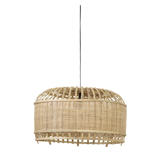 Light & Living Hanglamp 'Dalika' Bamboe