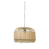 Light & Living Hanglamp 'Dalika' 60cm, bamboe