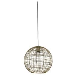 Light & Living Hanglamp 'Mirana' goud
