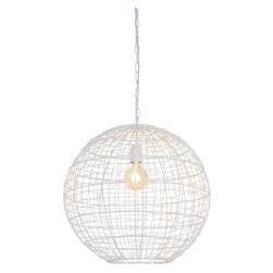 Light & Living Hanglamp 'Mirana' 55cm, mat wit