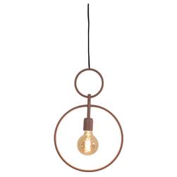 Light & Living Hanglamp 'Dorina' kleur Oud Roze