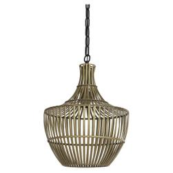 Light & Living Hanglamp 'Stella' kleur Antiek Brons, Ø47cm