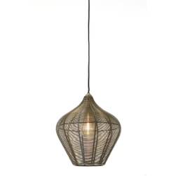 Light & Living Hanglamp 'Alvaro' kleur Antiek Brons