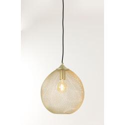 Light & Living Hanglamp 'Moroc' kleur Goud