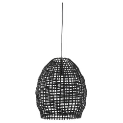 Light & Living Hanglamp 'Olaki' rotan zwart