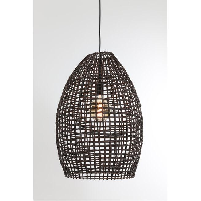 Light & Living Hanglamp 'Olaki' Rotan, kleur Bruin