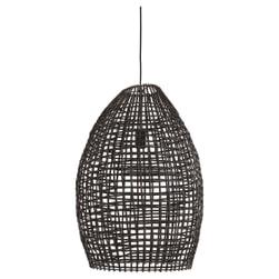 Light & Living Hanglamp 'Olaki' rotan bruin