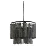 Light & Living Hanglamp 'Gulag' 60cm, kleur Zwart
