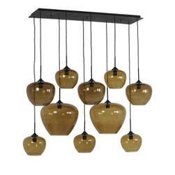 Light & Living Hanglamp 'Mayson' 10-Lamps, kleur Bruin