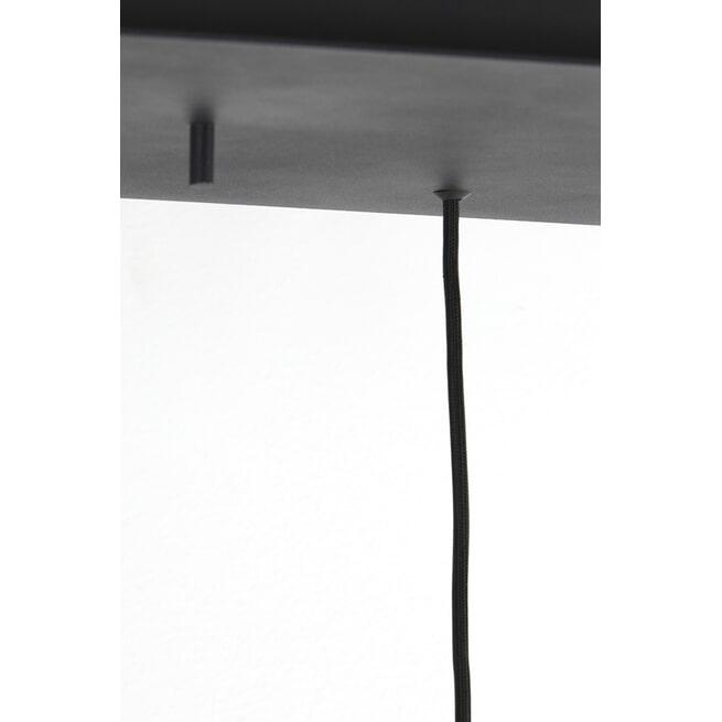 Light & Living Hanglamp 'Mayson' 10-Lamps, kleur Grijs