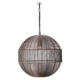 Light & Living Hanglamp 'Pilka' 35cm, kleur Antiek Koper