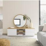 Kave Home TV-meubel 'Abilen' 150 x 44cm
