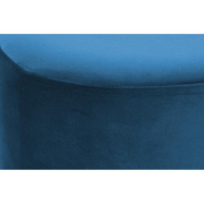 Kayoom 'Krukje' 35cm, kleur blauw