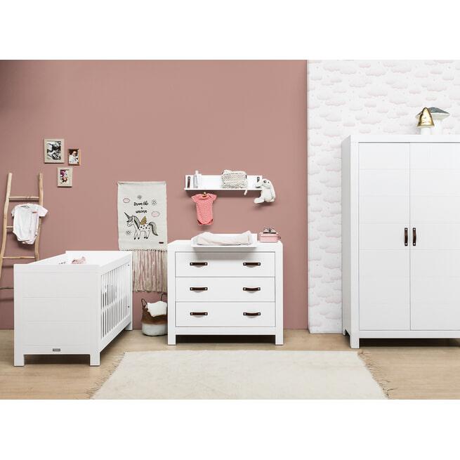 Bopita Commode 'Lucca' kleur wit