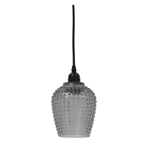 Light & Living Hanglamp 'Berdina' 13cm, smoke