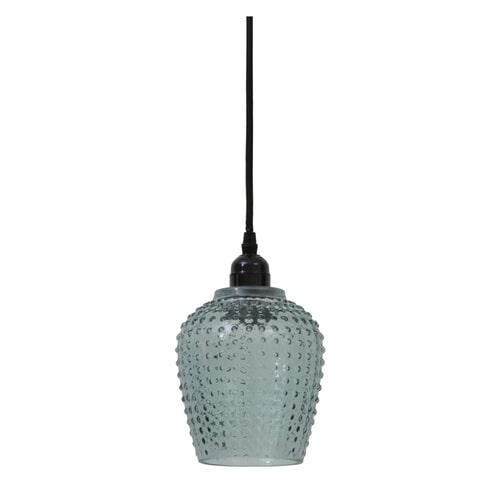 Light & Living Hanglamp 'Berdina' 13cm, groen