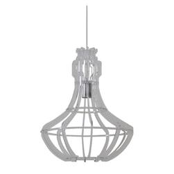 Light & Living Hanglamp 'Amory' 40cm, helder