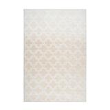 Kayoom Vloerkleed 'Monroe 100' kleur crème, 120 x 170cm