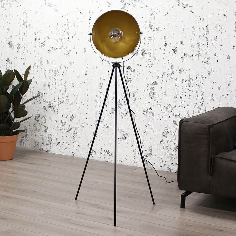 Brookvin Vloerlamp 'Fallon' 148cm