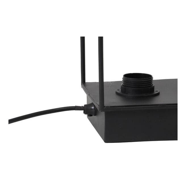 Light & Living Wandlamp 'Raiko' 7-Lamps, mat zwart