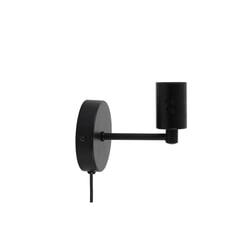 Light & Living Wandlamp 'Corby', mat zwart