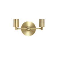 Light & Living Wandlamp 'Corby' 2-Lamps, antiek brons