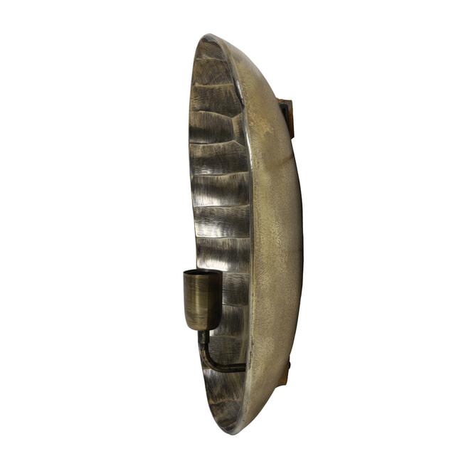 Light & Living Wandlamp 'Maku', antiek brons