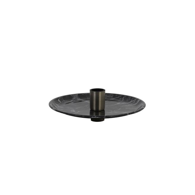 Light & Living Wandlamp 'Zambala' 25cm, kleur Zwart