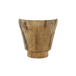 Light & Living Wandlamp 'Skala', hout naturel