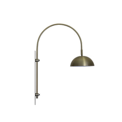 vtwonen Wandlamp 'Jupiter' LED, antiek brons