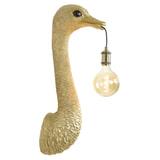 Light & Living Wandlamp 'Ostrich' 72cm, kleur Goud