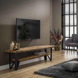 Industrieel TV-meubel 'Ron' 160cm