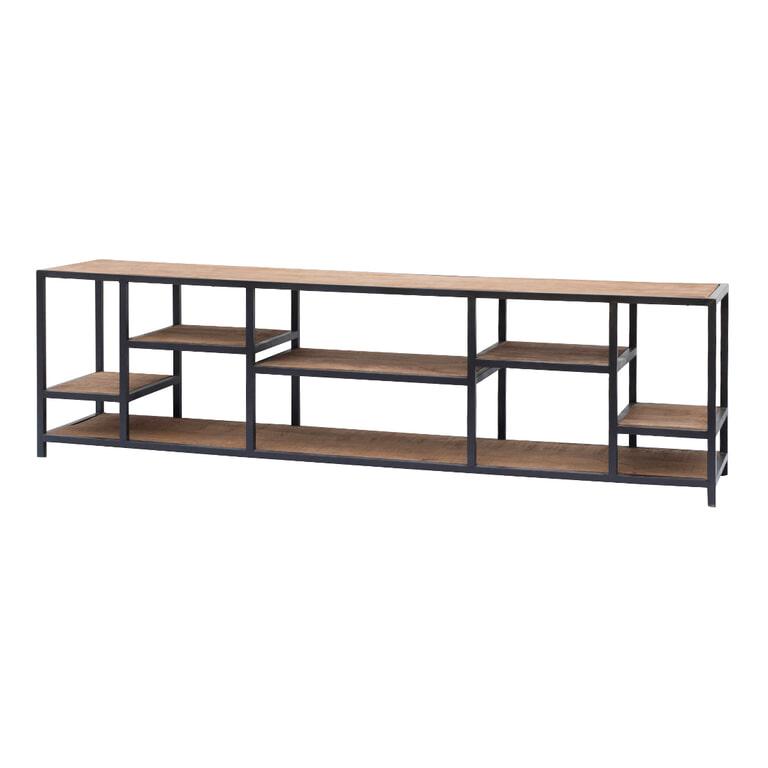 Brix Tv-meubel 'Flow' Mangohout, 180cm